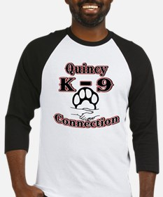 Quincy K-9 Connection Logo Baseball Jersey