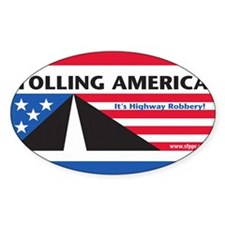 SF_TollAmericaBlue_Magnet2x3_052512 Decal