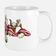 Flag Hideout black Mug
