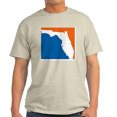 Florida Colors (Gators) Light T-Shirt