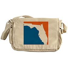Florida Colors (Gators) Messenger Bag