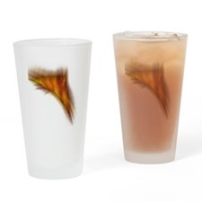 Fractal #1 Drinking Glass