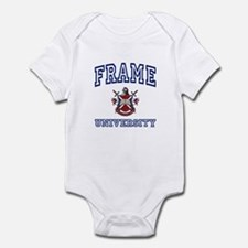FRAME University Infant Bodysuit