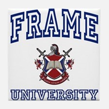 FRAME University Tile Coaster