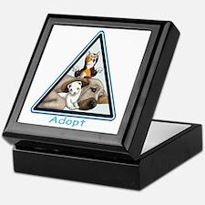 Adopt Animals Keepsake Box