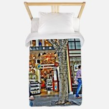 Visitor Twin Duvet