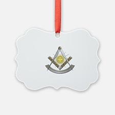 Celtic Past Master Big Ornament