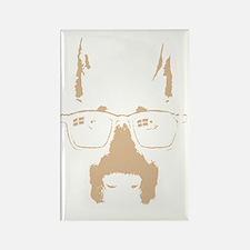 dobe-glasses-DKT Rectangle Magnet