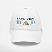 SkydivingDad Baseball Baseball Cap