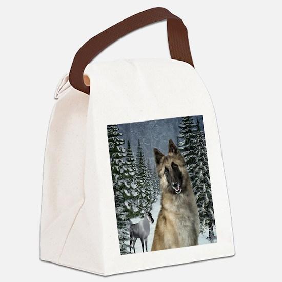 2012TurvOrn Canvas Lunch Bag