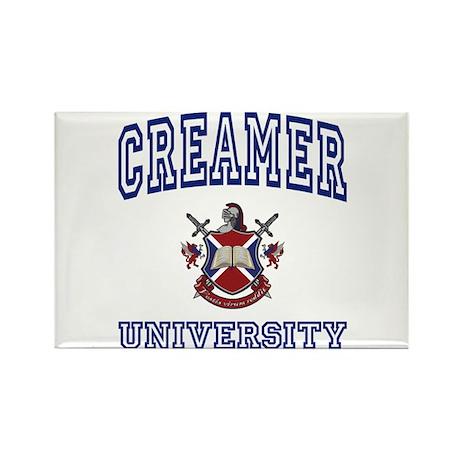CREAMER University Rectangle Magnet (100 pack)