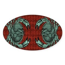 Crabs Decal