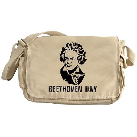 Beethoven Day Messenger Bag