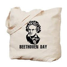 Beethoven Day Tote Bag