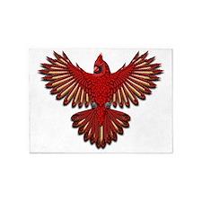 Beadwork Cardinal 5'x7'Area Rug