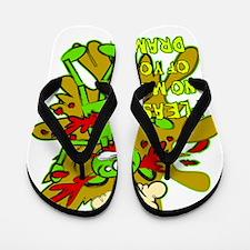 NO-MORE-DRAMA Flip Flops