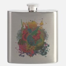 RED-DRAGON Flask