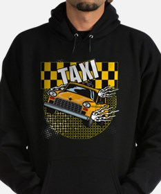 TAXI-LIGHT-TEE-DESIGN Hoodie (dark)