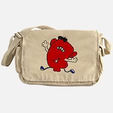 Piyush the Plaything Messenger Bag