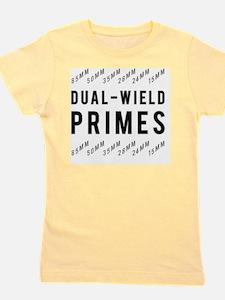 Dual Wield Primes Girl's Tee