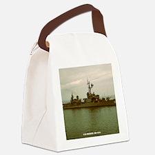 holder framed panel print Canvas Lunch Bag