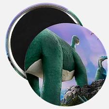 Rushmore Dinos Magnet