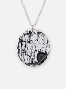 Lung Cancer Warrior Necklace