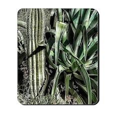 Cacti Garden Mousepad