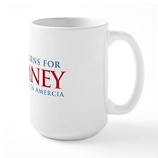Unicorns for Romney Mug