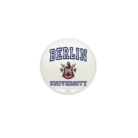 BERLIN University Mini Button (100 pack)