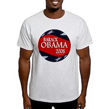 Obama 3-D Stars T-Shirt