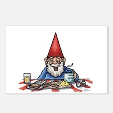 Morning Sunshine Gnome Postcards (Package of 8)