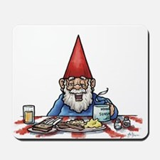 Morning Sunshine Gnome Mousepad