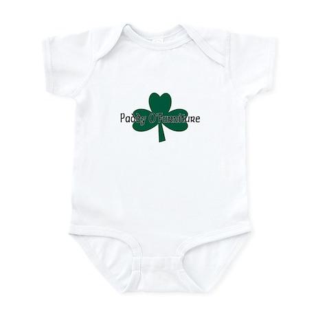 Paddy O'Furniture Infant Bodysuit