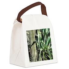 Cacti Garden Canvas Lunch Bag