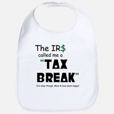 Tax Break! Bib