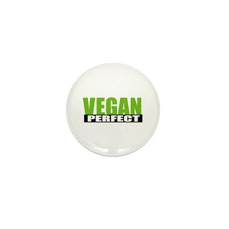 Perfect Vegan Mini Button (100 pack)