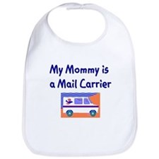 My Mommy Is A Mail Carrier Bib