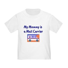 My Mommy Is A Mail Carrier T