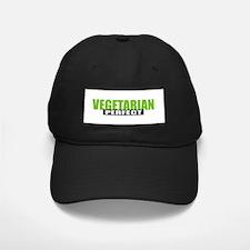 Perfect Vegetarian Baseball Hat