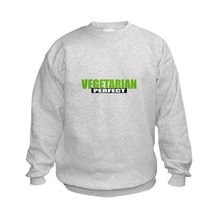 Perfect Vegetarian Kids Sweatshirt
