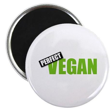 """Perfect Vegan 2.25"""" Magnet (100 pack)"""