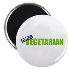 Perfect Vegetarian Magnet