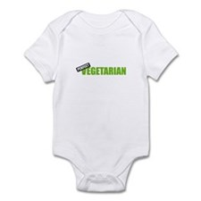 Perfect Vegetarian Infant Bodysuit