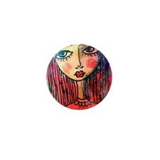 Artistic Mini Button