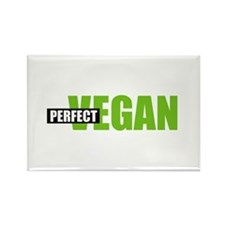 Perfect Vegan Rectangle Magnet