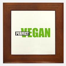 Perfect Vegan Framed Tile