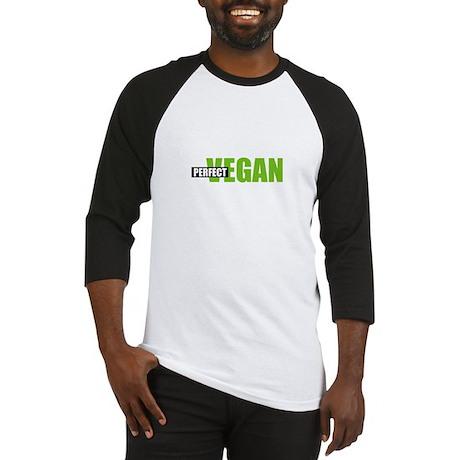 Perfect Vegan Baseball Jersey