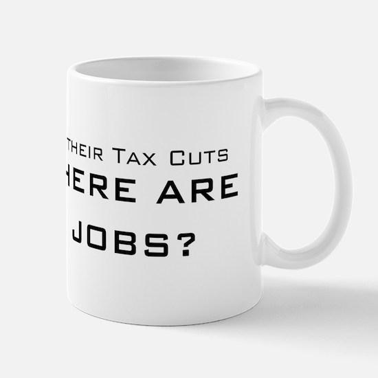 True Conservative Question Bumper Stick Mug