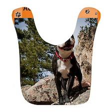 Boston Terrier Bib